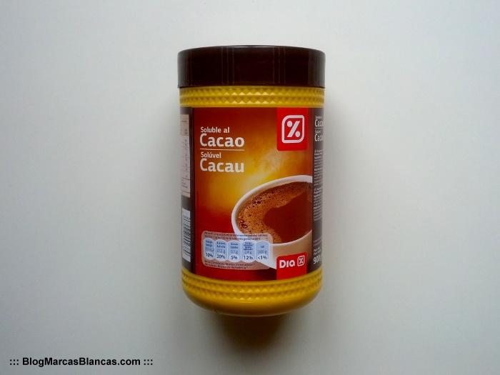 Cacao soluble DIA fabricado por Ibercacao.