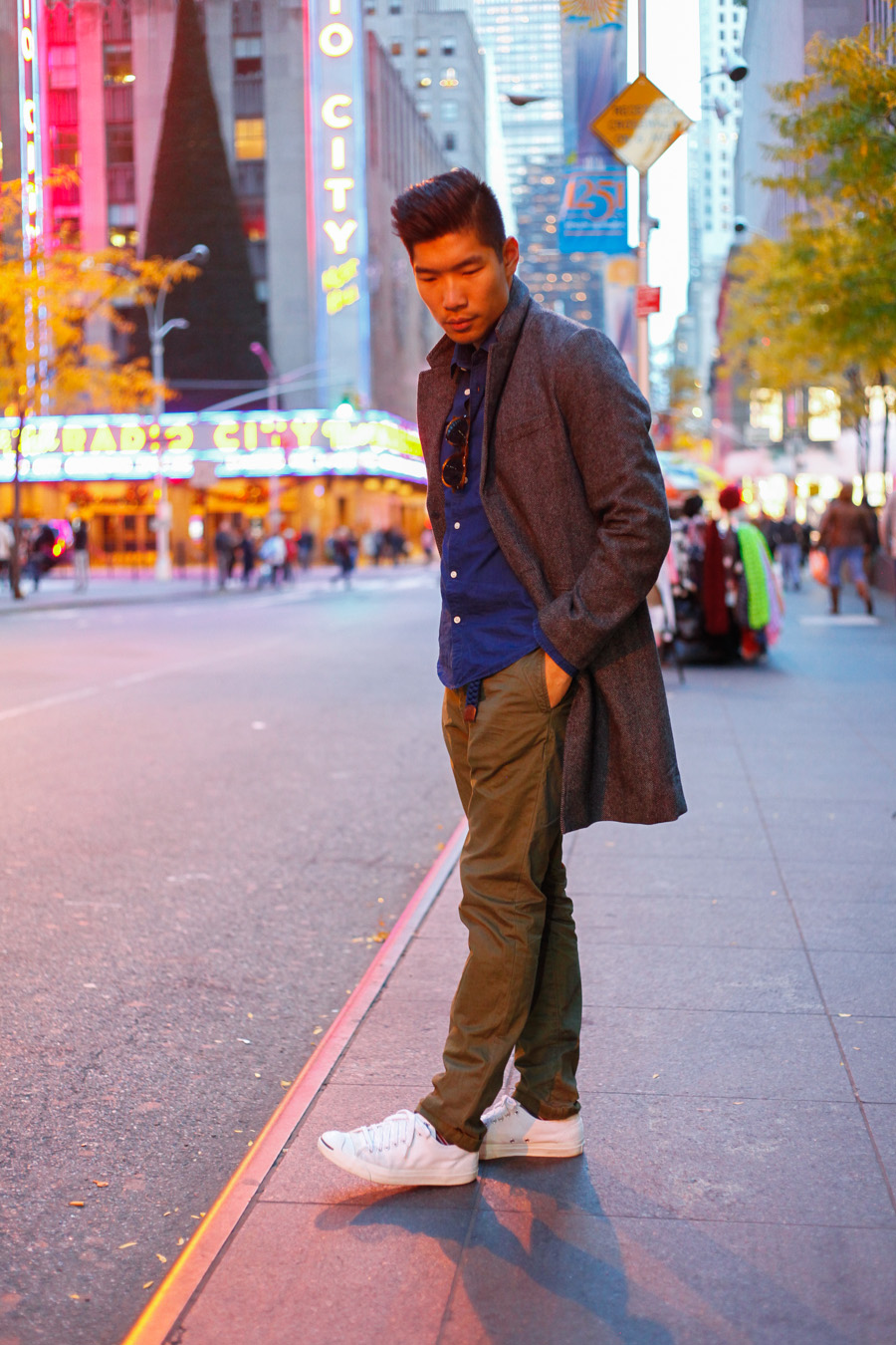 Levitate Style, Men's Style Lab, Leo Chan, Menswear, Tailored, GANT, BOGA, Scotch & Soda, Florsheim