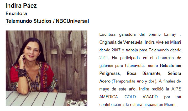 Indira-Páez