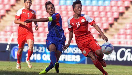 Kèo thơm bóng đá U23 Campuchia vs U23 Philippines