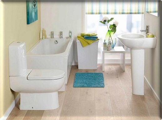 Gallery of small bathroom design ideas