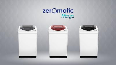 Harga Mesin Cuci Polytron ZeroMatic