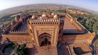 Fatehpur sikri - voyage agra en Inde