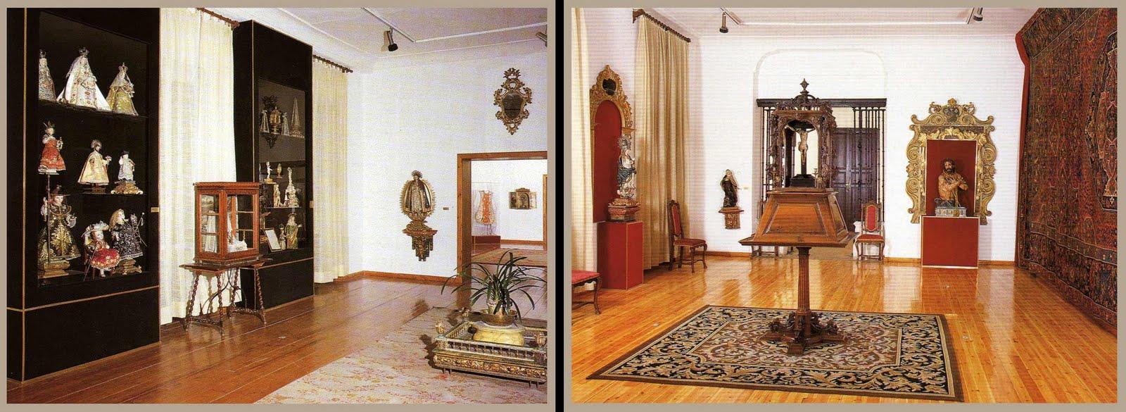 Domvs pvcelae un museo interesante real monasterio de - Santa ana valladolid ...