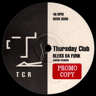 Thursday Club - Get On Up / Bless Da Funk