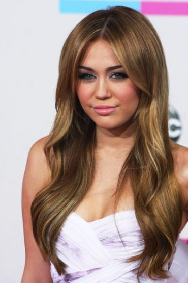Miley Cyrus Hairstyles 2012 Styleofmedia Latest Fashion Trends