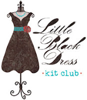 Little Black Dress Badge
