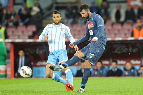 Video Full Match Napoli vs Lazio 0-1 Coppa Italia