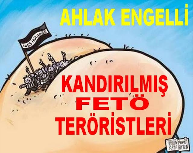 TAYYİP'TEN İMAM TERBİYESİ ALAN AHLAKSIZ AKP'LİLER
