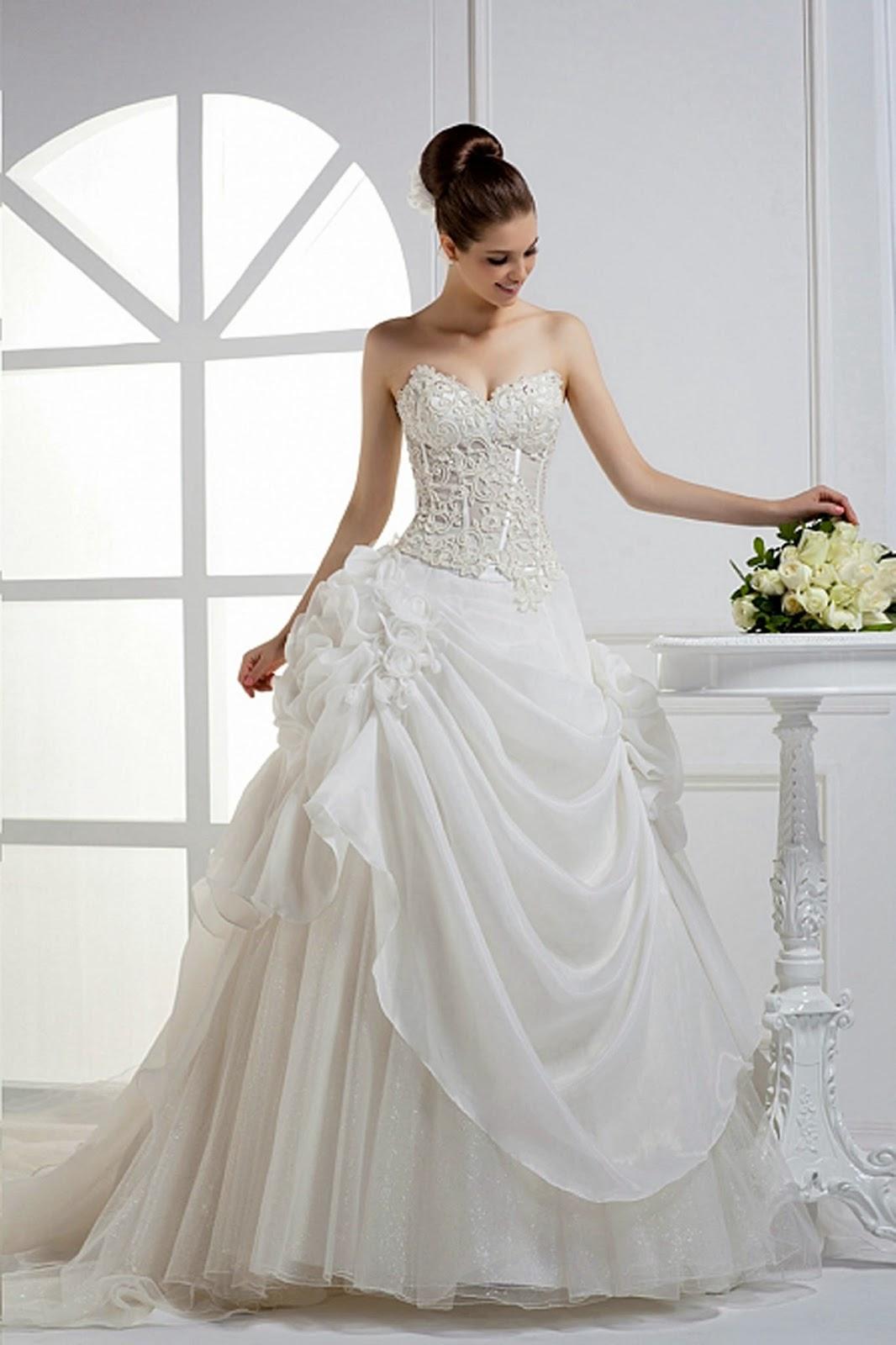 Mundo de Moda: Escotes de vestido de novia