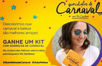 Queridinhos de Carnaval by Clube Melissa e Vic Ceridono