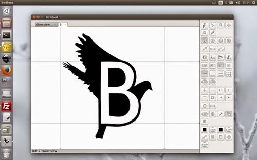Download BirdFont 2.5