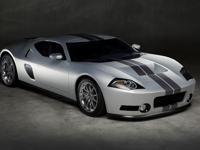 Updated Ford GT Revealed