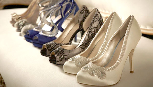 DSW Glass Slipper Collection