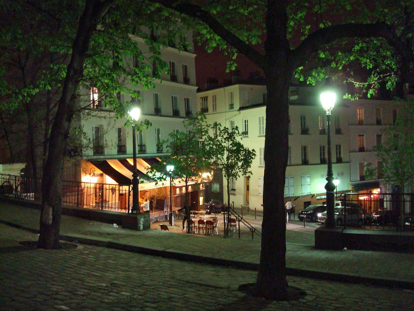 Le Bateau Lavoir A Paris