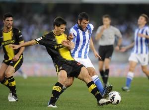 Spanish Football La Liga 2012