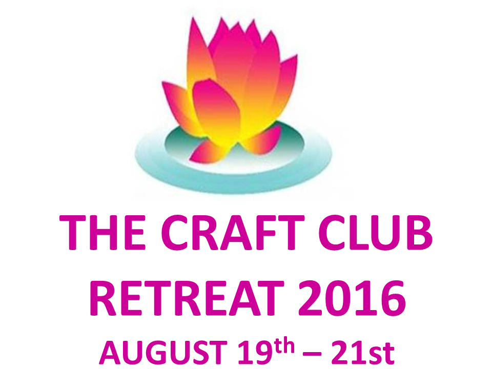 RETREAT 2016 - SCRAPBOOKING, CARDMAKING, MIXED MEDIA