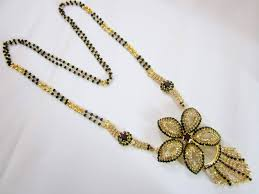 usa news corp, Maria Grazia Spina, Traditional Gold Plated Bridal Jewellery Set with  Mangalsutra For Women, mangalsutra indian jewellery in Benin height=