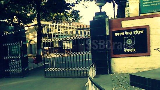 SSB Bangalore