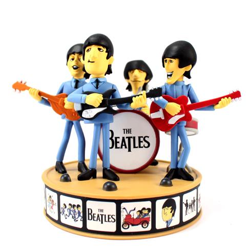 Beatles Christmas Ornaments   Editing Luke