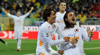 Novara 0 - 2 AS Roma (3)