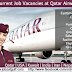 Current Job Vacancies at Qatar Airways - Qatar | USA | Kuwait | India | Iran | Nepal
