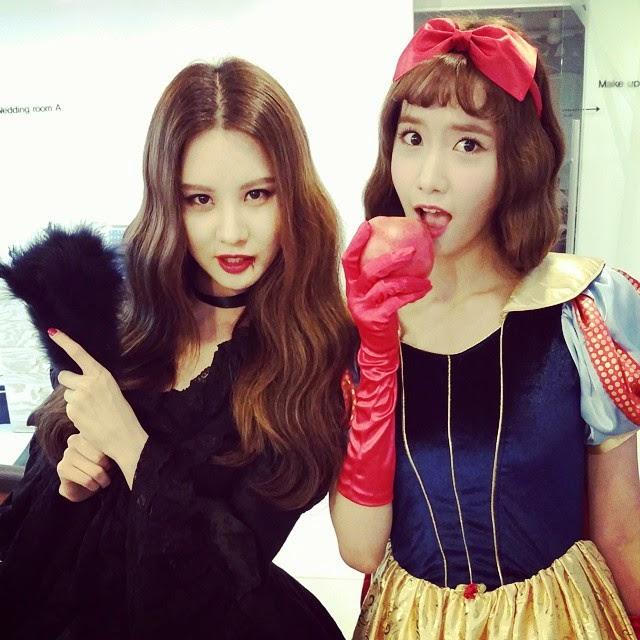snow white yoona vampire seohyun