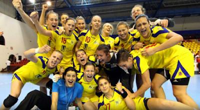 Handbal Romania a castigat medalia de bronz in fata Poloniei