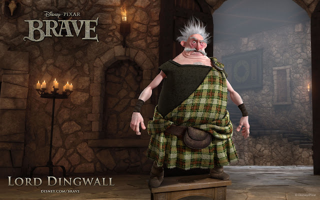 Lord Dingwall - Brave