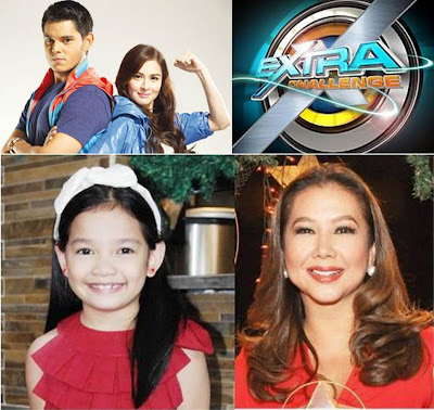 Wansapanataym and Rated K Beat Extra Challenge Pilot Weekend in TV Ratings
