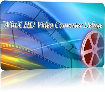 WinX HD Video Converter Deluxe 3.12.6 Build 20130313