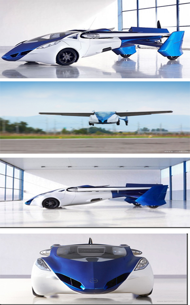 Real flying car