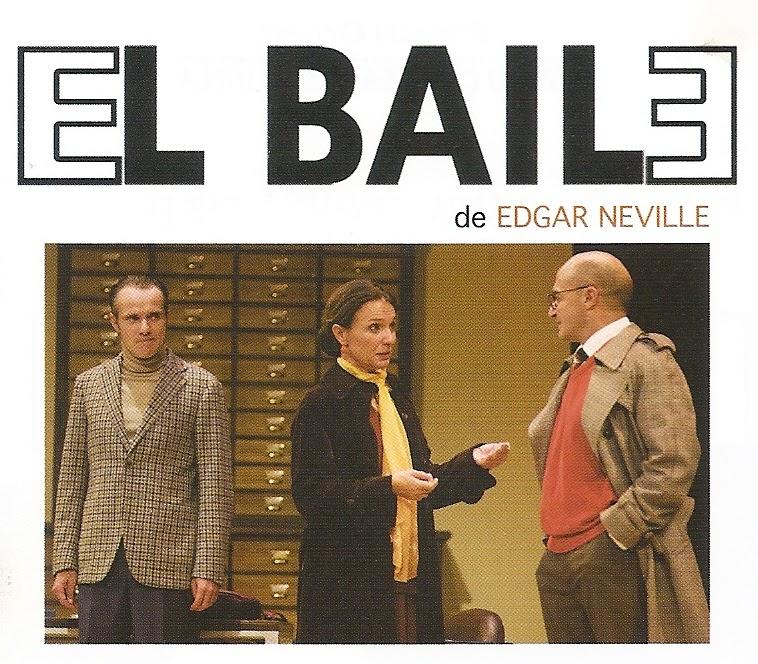 """El baile"" de Edgar Neville"