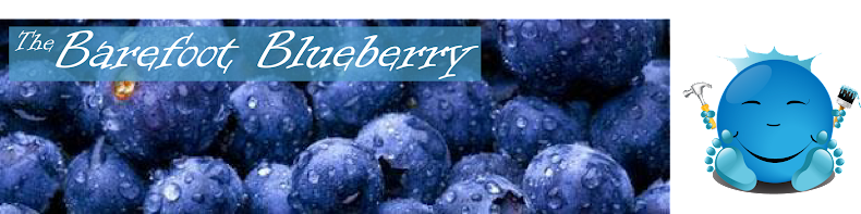 The Barefoot Blueberry