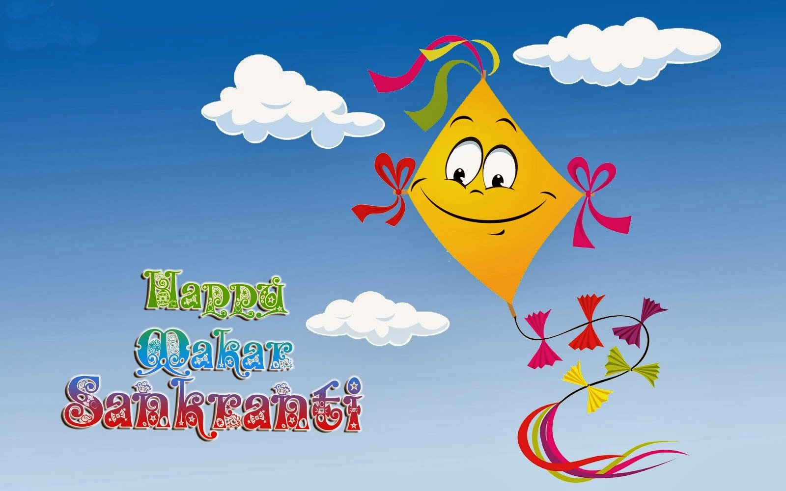 Happy Makar Sankranti Wishes And Greeting Cards Happiness Style