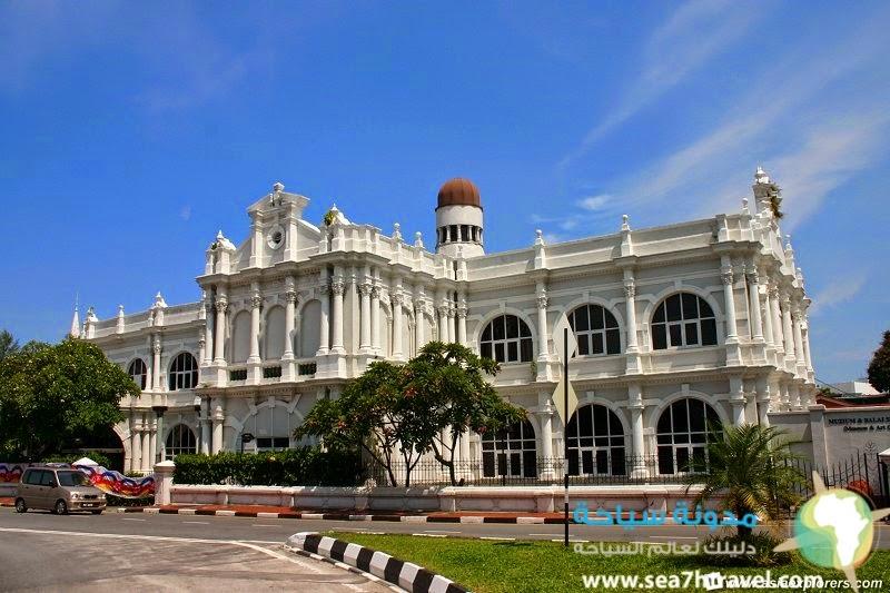 جزيرة بينانق الساحرة الماليزيا