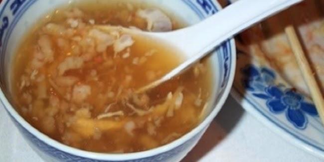 Sup Dengan Bahan Paling Aneh
