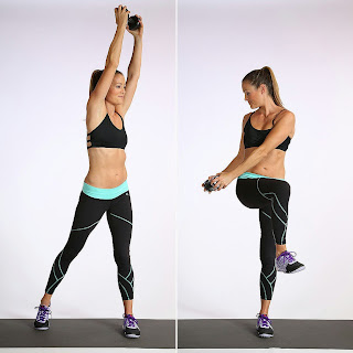 High to Low Wood Chop Abs Workout