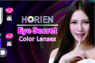 #Event : Find out How to win Prizes from HORIEN Eye Secret Product Launched with Ambassador Yumi Wong