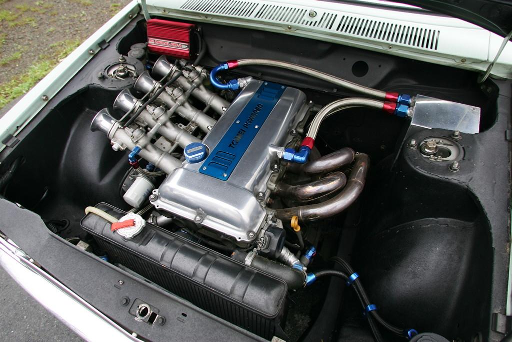 SR20DE Datsun Bluebird 510