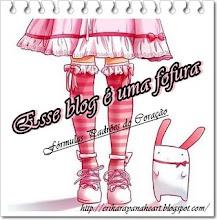 """Selo """"Este Blog é uma Fofura"""""""