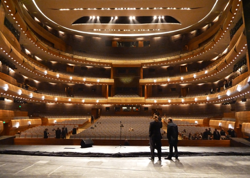 New Mariinsky Theatre, St Petersburg, Russia