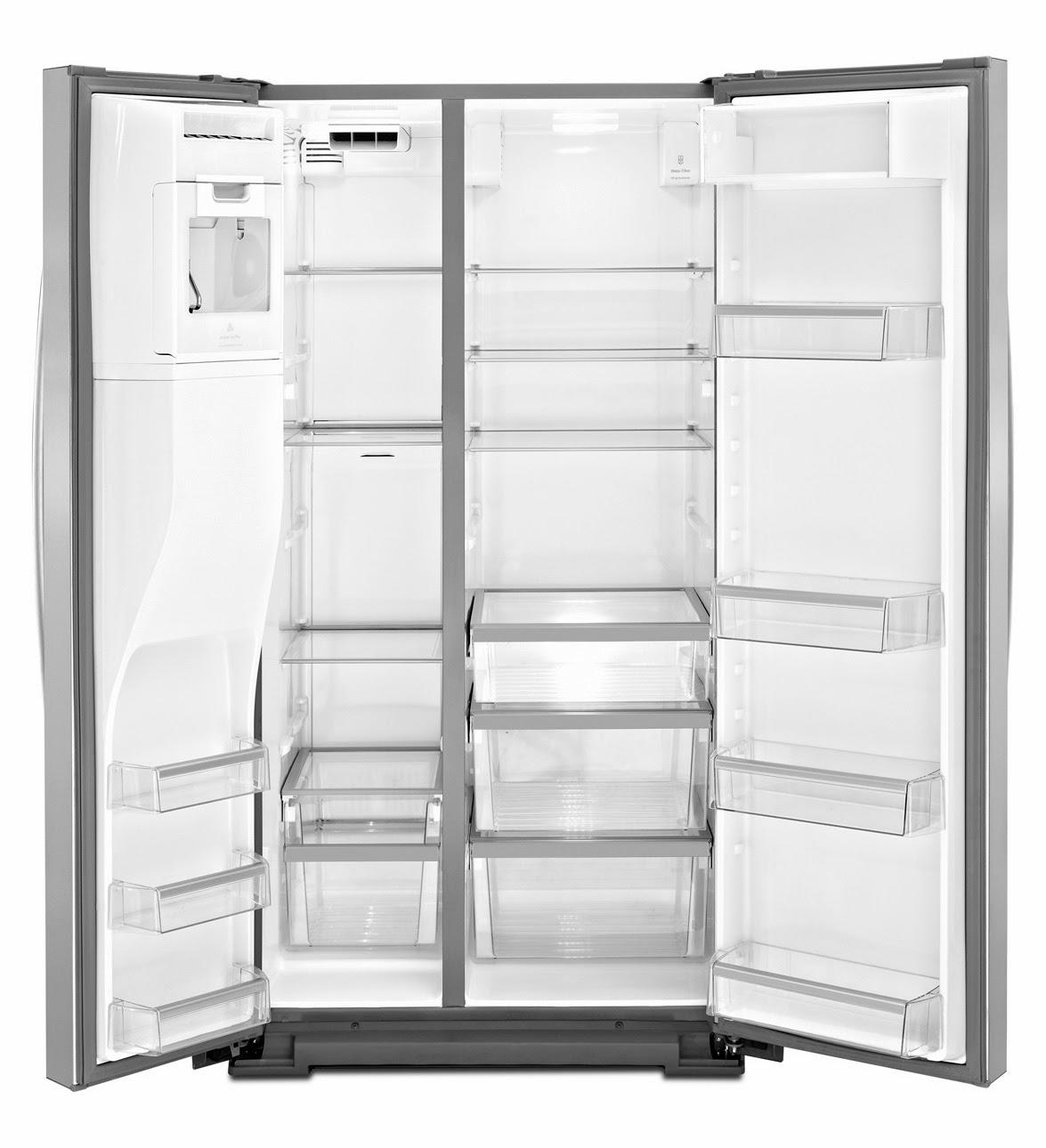 Whirlpool Refrigerator Brand Whirlpool Wrs537siaw