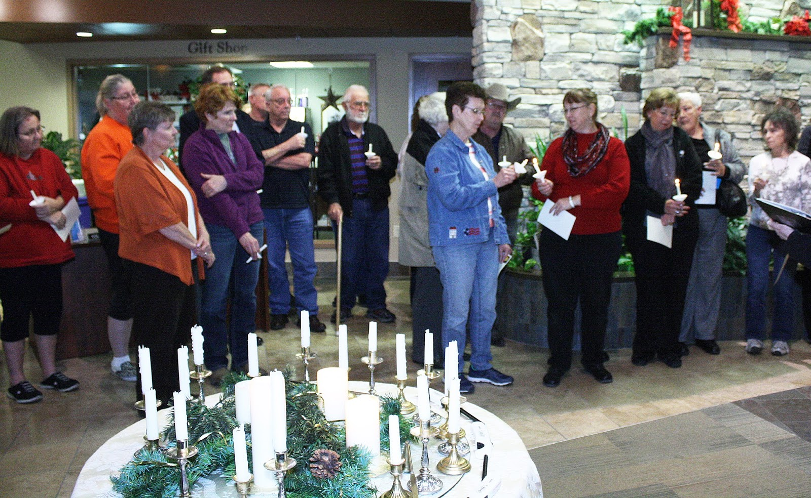 Kansas dickinson county abilene - Hospice Of Dickinson County Sponsored A Community Candle Lighting Memorial Service During Which Participants Were Invited To Honor Loved Ones