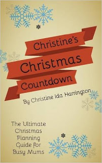 Christine's Christmas Countdown cover