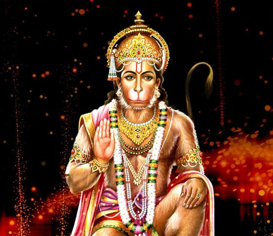Lord Hanuman Reveal