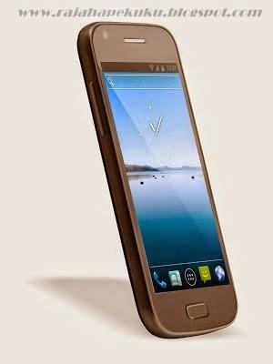 Harga TREQ Tune Z Terbaru, Desain Mirip Samsung Galaxy Lengkap Spesifikasi
