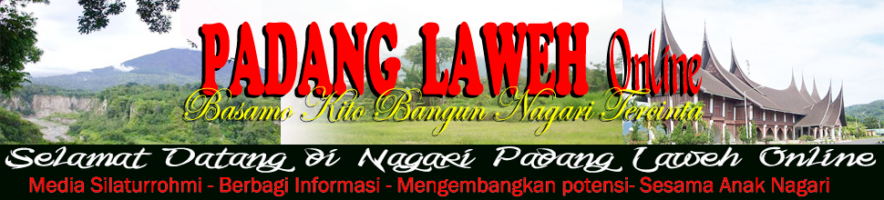 Blog Padang Laweh