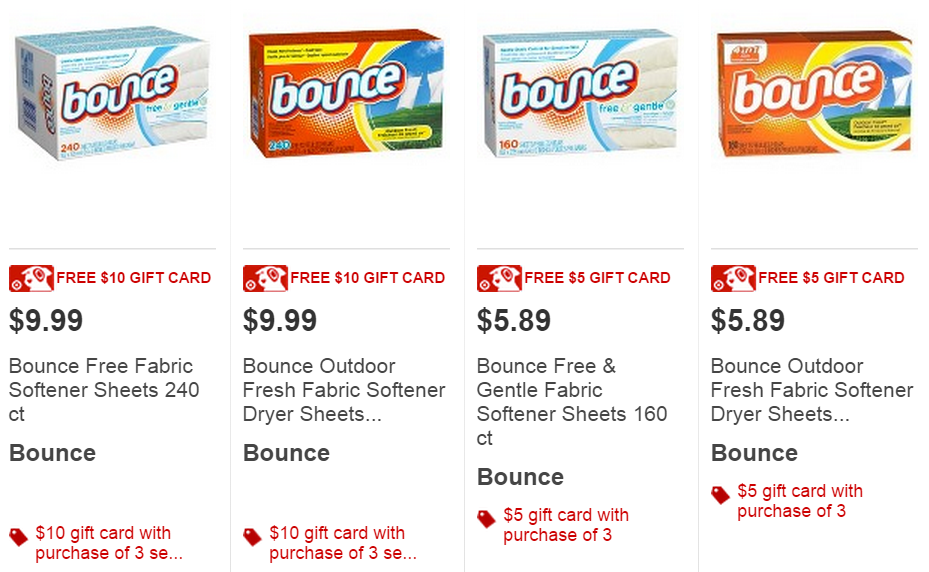 Bounce Promo Codes & Holiday Coupons for December, Save with 3 active Bounce promo codes, coupons, and free shipping deals. 🔥 Today's Top Deal: Bounce® Fresh Linen Fabric Softener Dryer Sheets From $ - $ On average, shoppers save $34 using Bounce coupons from shopnew-l4xmtyae.tk