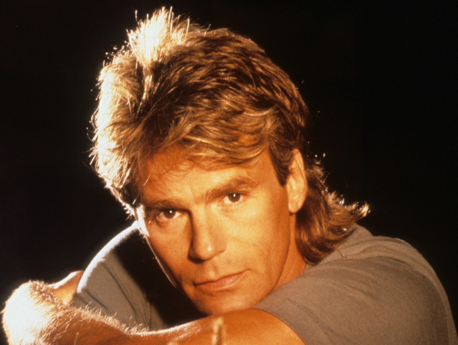 MacGyver Mullet